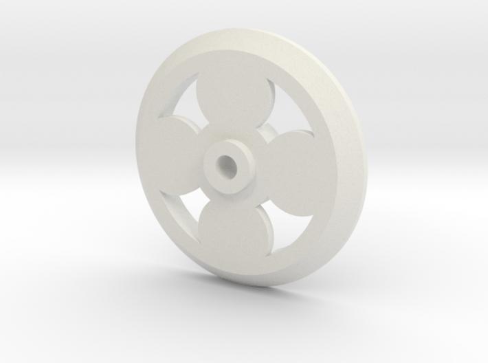 PCB Motor - 4-Pole 16mm Rotor 3d printed