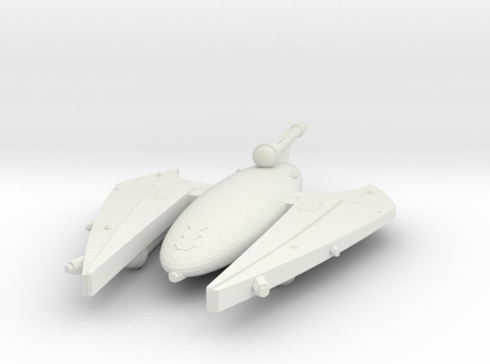 3125 Scale Drex Battledestroyer MGL 3d printed