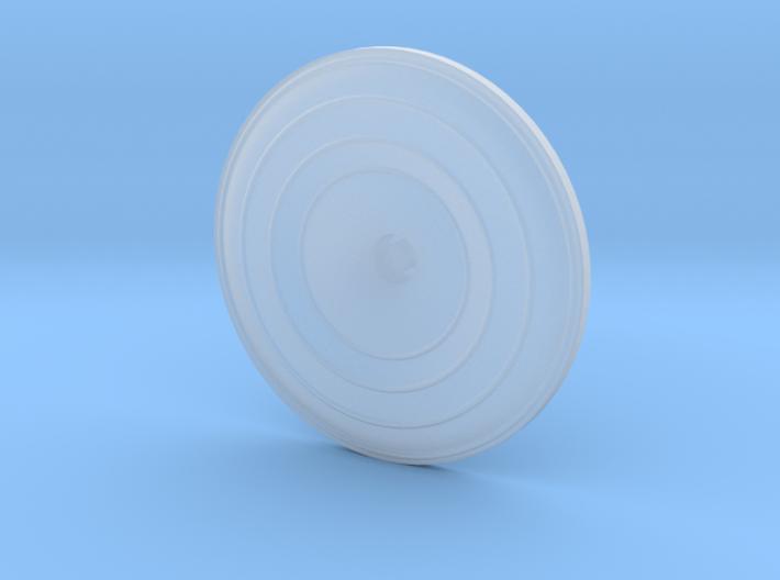 Futurliner hub cap x 1 3d printed