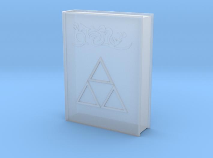 Figma - Legend of Zelda - Link Between Worlds - Bo 3d printed