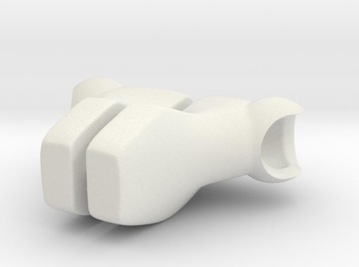 Human Foot Set for ModiBot 3d printed Human Foot Set for ModiBot