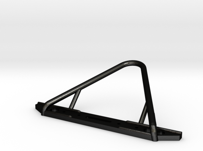 JK Front Bumper w/ Stinger 3d printed