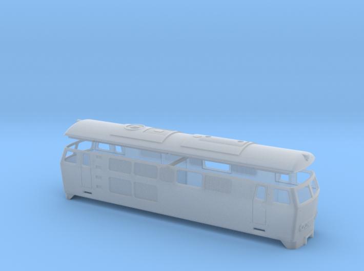 Brohltalbahn D5 3d printed