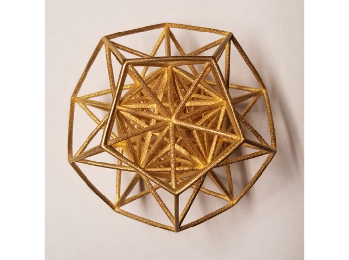 super dodecahedron wpehdnd29 by daviddiamondheart
