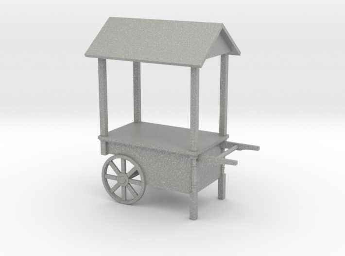 Sweets Cart Candy Bar 3d printed