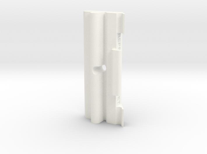 Lancia Delta 1 Batteriehalter Battery bracket 3d printed