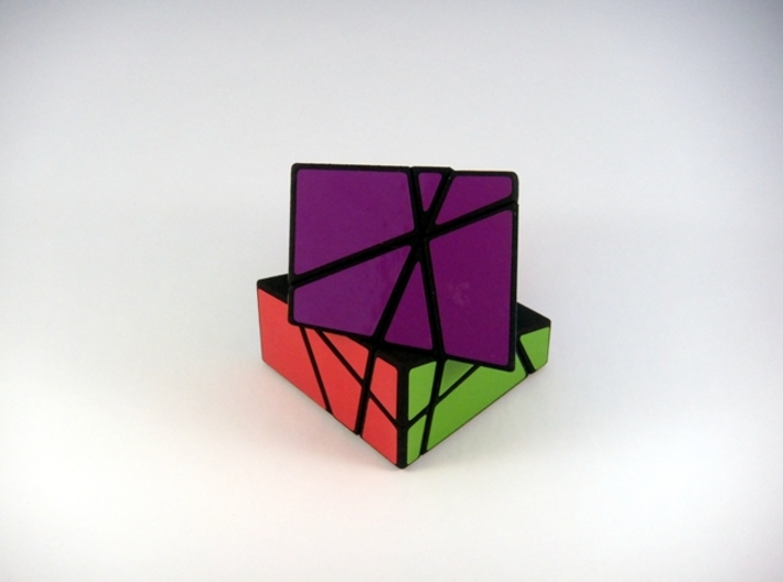 Madness Cubed Puzzle 3d printed One Turn