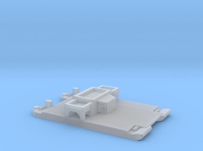 1/700 Siebel Ferry 40 Transport 1 3d printed