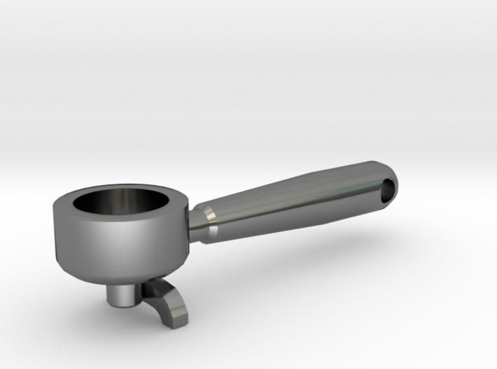 Espresso Machine Arm Pendant 3d printed