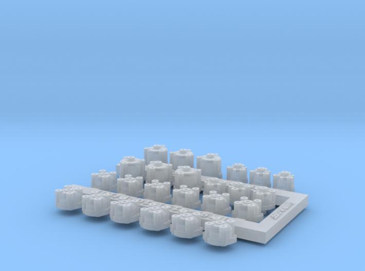 set of distributors for 1/20th F1 kits: FW11, MP4/ 3d printed