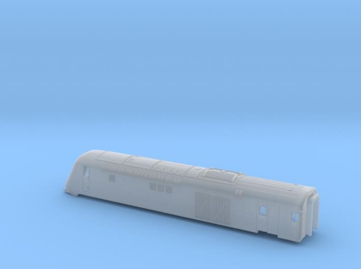 Hst Prototype - N - 1:148 3d printed