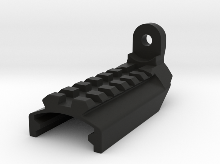 [Airsoft] KSC / KWA MK23 Rail mount 3d printed