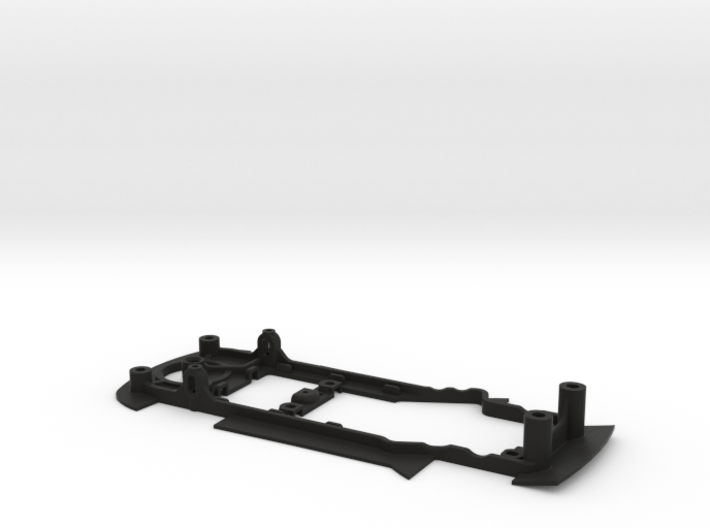 S08-ST4 Chassis for Carrera Ferrari 458 GT2 SSD/ST 3d printed