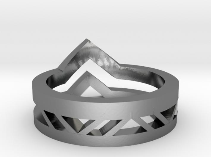 Tri-Ring 3d printed