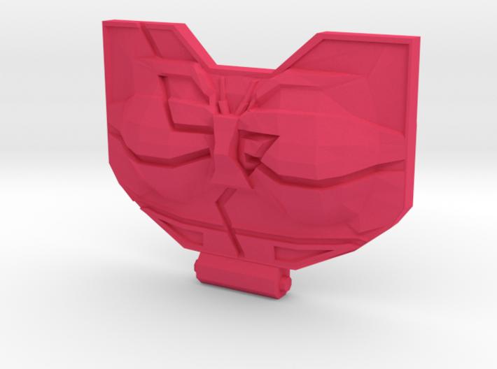 Garnetron Bot Chest 3d printed