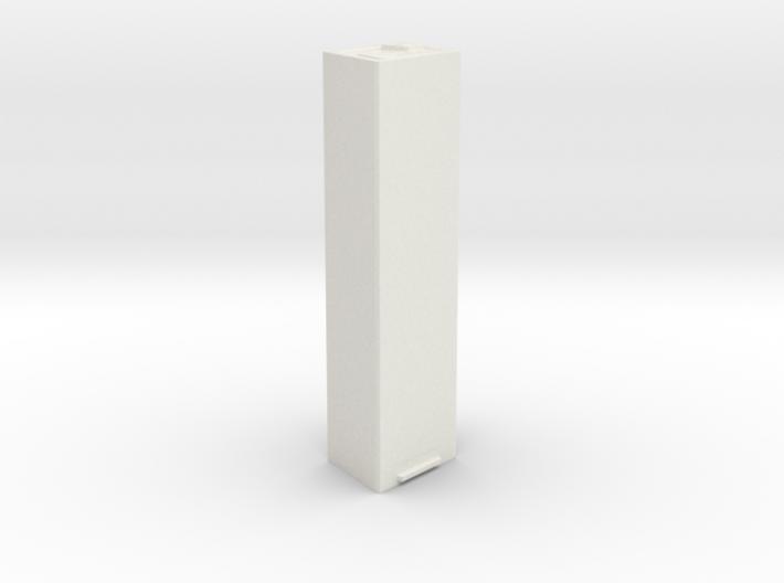 Seven World Trade Center - New York (1:4000) 3d printed