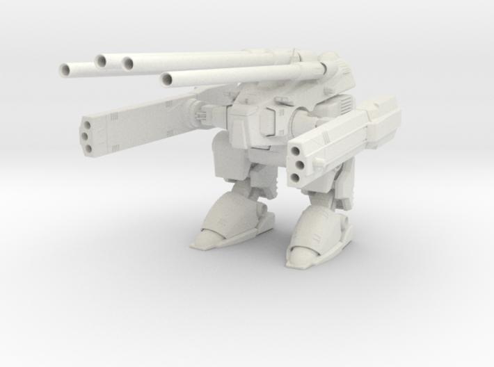 Robotech Destroid Monster MK II 3d printed