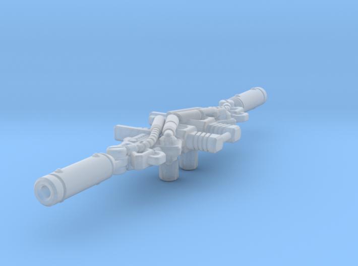 POTP Sludge G1 Styled Blasters (paired set) 3d printed