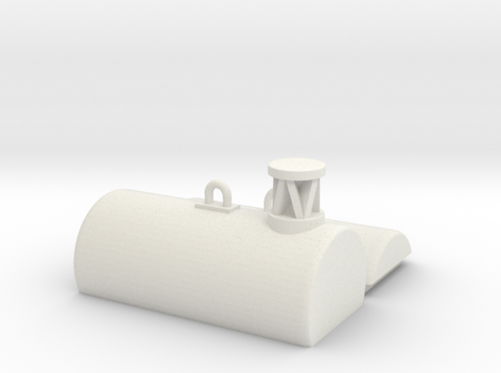 Fasstonne / Buoy 1:50/40/32/25/20 3d printed