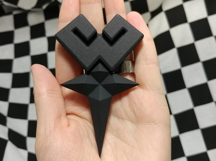 Mark of Mastery 3d printed