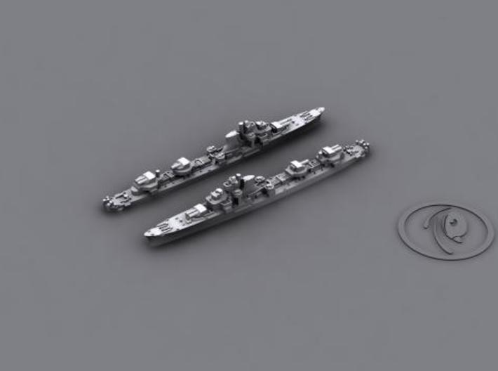 48IT02 Italian Navy DD Soldati[1942] (x6) 3d printed