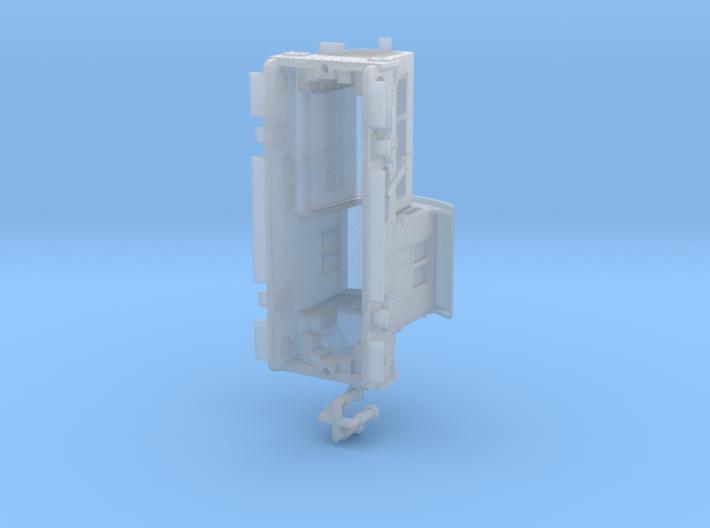 NS 200 sik schaal TT dummy 3d printed