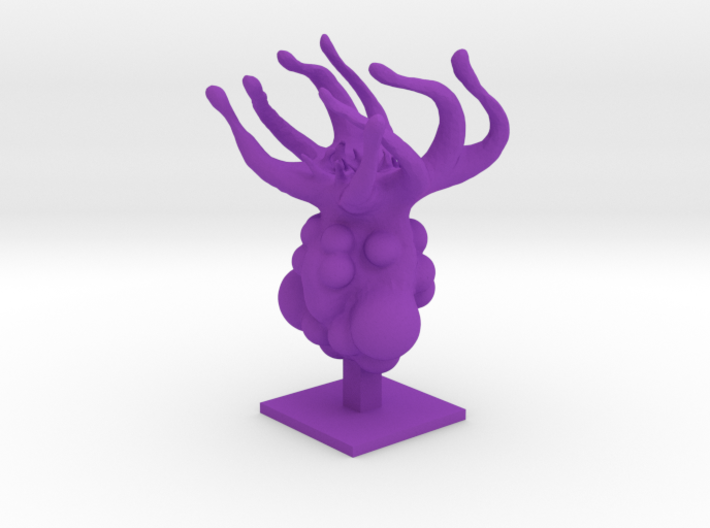 Lovecraftian Abomination 3d printed