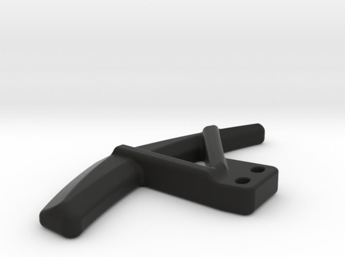 Lamborghini Style Shifter Paddle - Left 3d printed