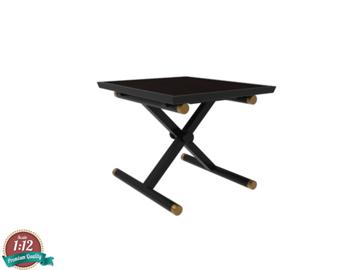 Miniature Kozumel Occasional Table 3d printed Miniature Kozumel Occasional Table