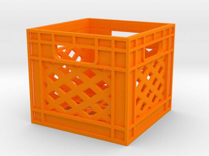 1/10 Milk Crate 2018 3d printed