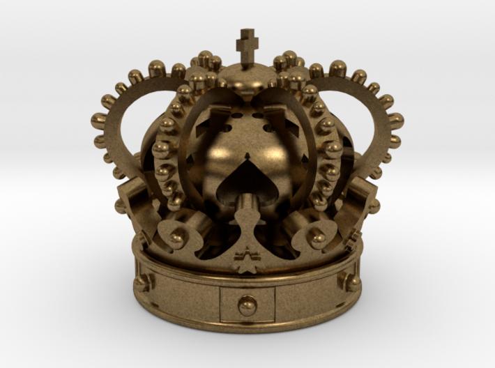 Deep Sea King  3d printed