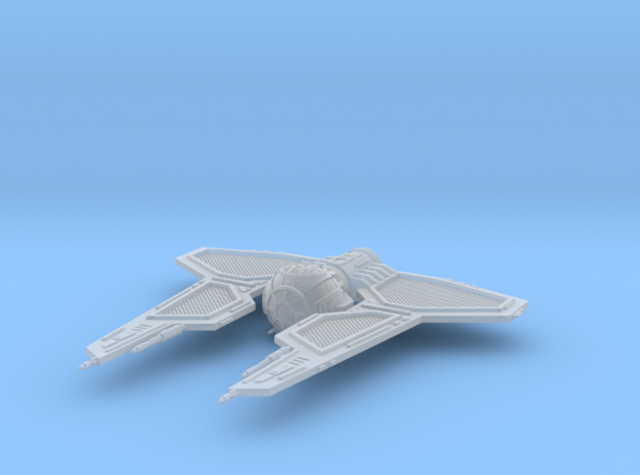 1/270 Protectorate TIE 'Fang' (Magnet-ready) 3d printed