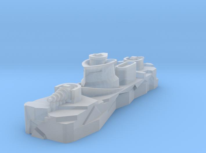 Pilger Class Frigate 3d printed