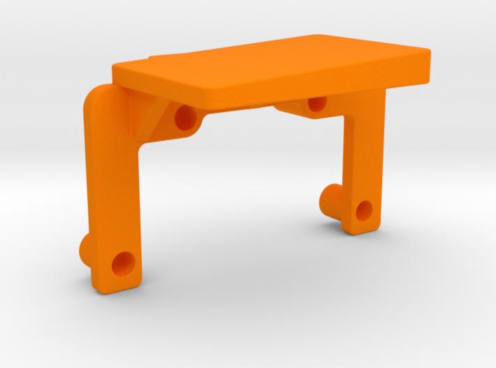 OX CNC - X Axis Drag Chain Mount Top v3 3d printed