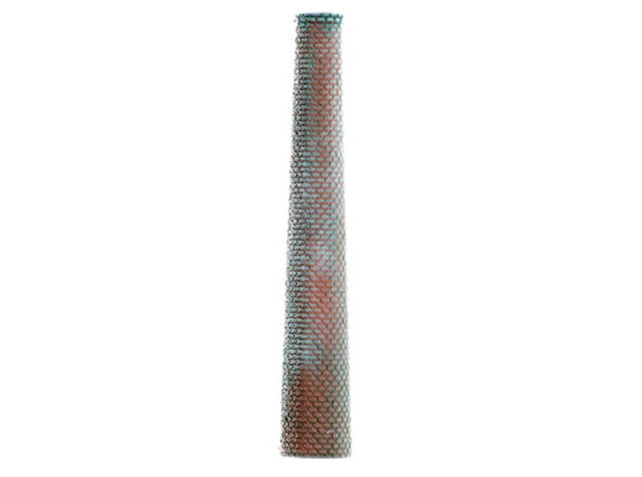 """6"""" Tall Brick Stack Industrial HO 3d printed 6 Inch Tall Brick Stack"""