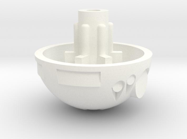 PRHI Kenner Astromech Kit - R2/R3 Head 3d printed