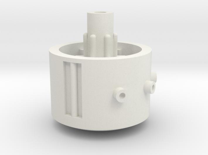 PRHI Kenner Astromech Kit - R5 Prototype Head 3d printed
