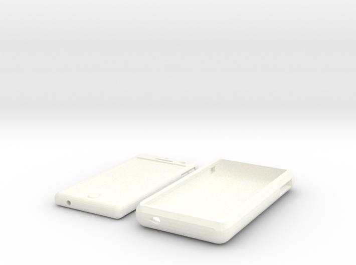 Smart phone Mini: Bjd MSD 3d printed