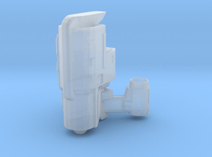 GPE-7300 Cargo Vessel 3d printed