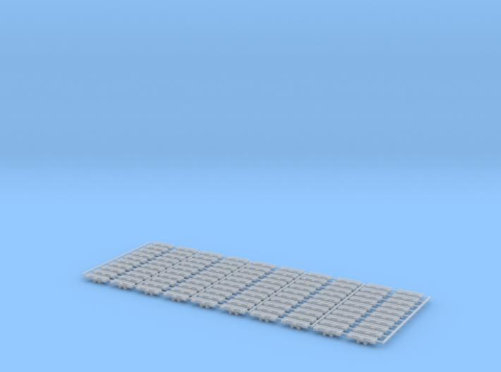 2-Steg-Ketten für Liebherr HS883 1:87 100 Stück 3d printed