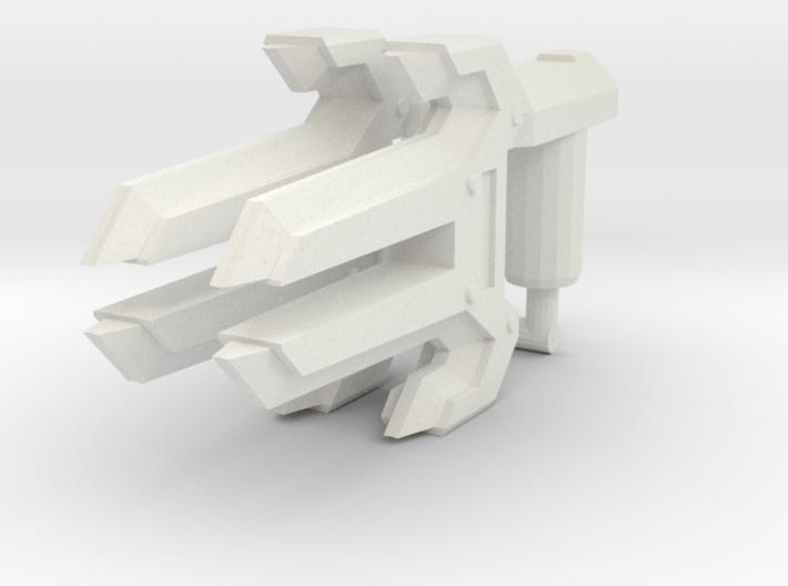 Energon Knuckles (Set of 2, 5mm) 3d printed
