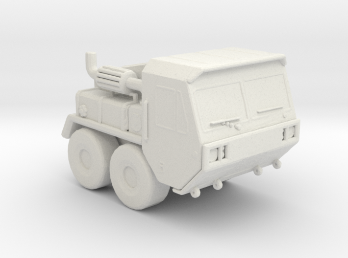 MK48 tractor 1:160 scale 3d printed