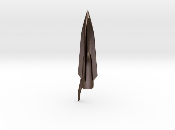 Ancient Spartan Arrowhead 3d printed