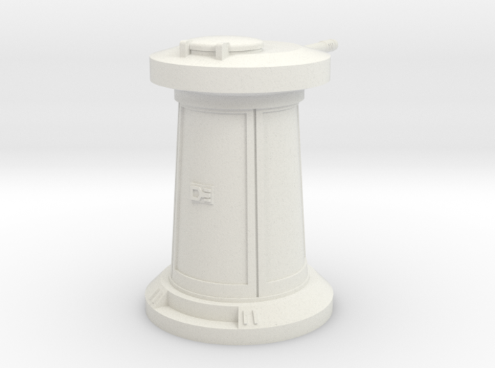 Large Hoth Turret 3d printed