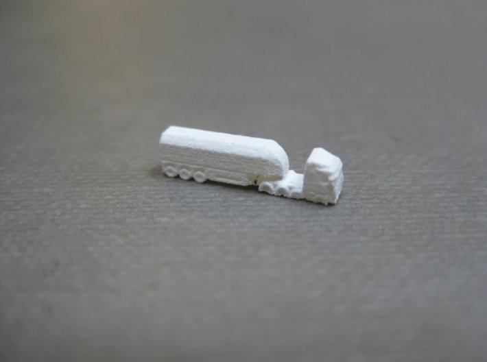 Langendorf Floatliner Glass Lorries (1:1250) 3d printed