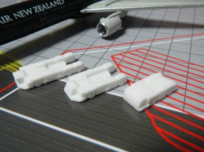 Airport GSE 1:400 Set 1: Pushback 3d printed