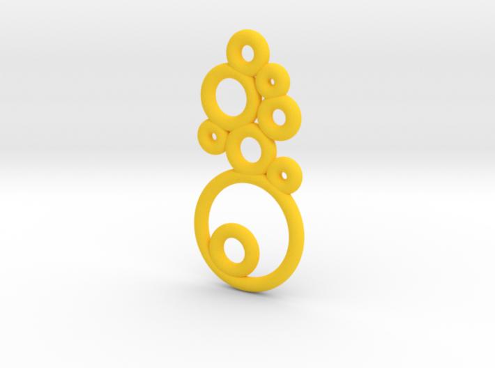 Ciondolo-bolle 3d printed