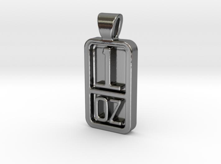 1 OZ Pendant 3d printed