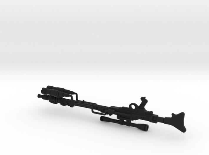 "PRHI Star Wars Black DLT-19D 6"" 3d printed"