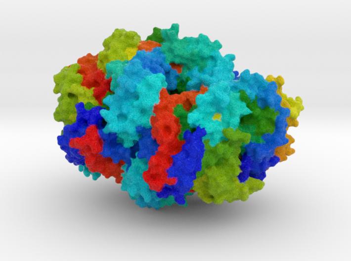 Methyl-Coenzyme M Reductase 3d printed